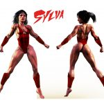 sylva fit girl